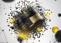Nanoil - the best keratin hair mask